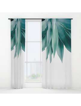 agave-fringe-window-curtains by gale-switzer