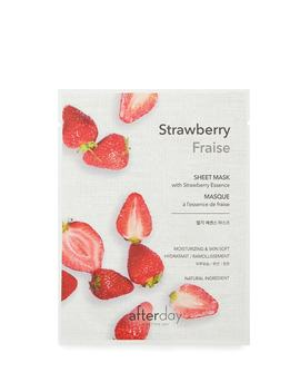 strawberry-sheet-mask by forever-21
