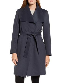ellie-wrap-coat by tahari
