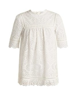 bayou-embroidered-cotton-top by zimmermann