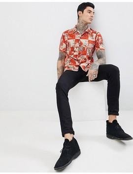 nudie-jeans-co-brandon-roses-shirt by nudie