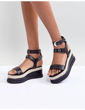 boohoo---sandales-espadrilles-cloutées-à-plateforme by boohoo