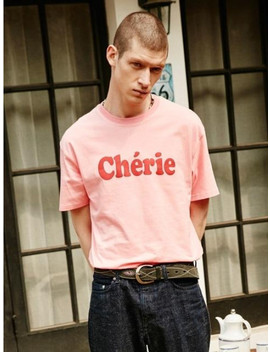 cherie-tee-(pink) by clif