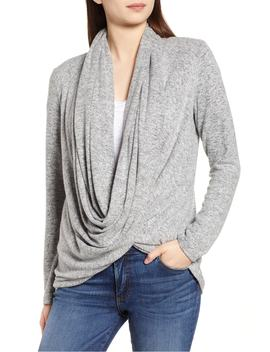 convertible-cozy-fleece-wrap-cardigan by gibson
