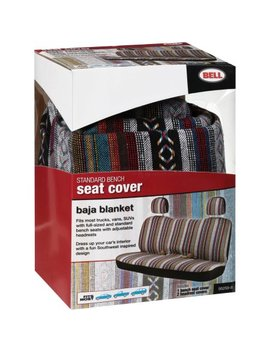 bell®-baja-blanket-standard-bench-seat-cover-3-pc-box by bell