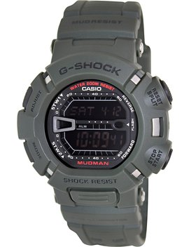 casio-mens-g9000-3v-g-shock-green-mudman-digital-sports-watch by casio