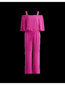 crepe-cold-shoulder-jumpsuit by ralph-lauren