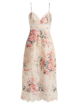 laelia-floral-print-broderie-anglaise-dress by zimmermann