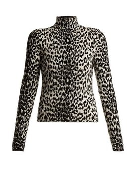 animal-intarsia-wool-blend-top by givenchy
