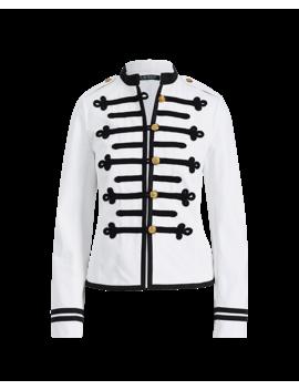 military-denim-jacket by ralph-lauren