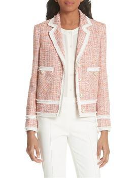 boxy-tweed-jacket by helene-berman