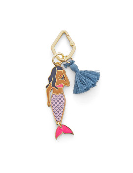 Mermaid Keyfob by Fossil