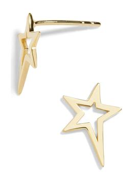 star-stud-earrings by baublebar