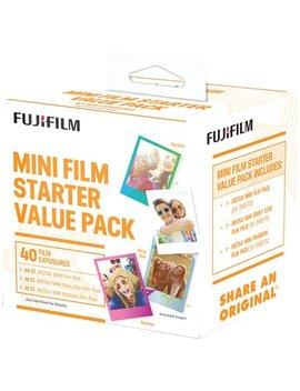 fujifilm-600017191-instax-mini-film-pack-(starter-value-pack) by fujifilm