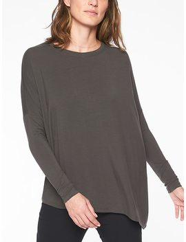 Cloudlight Relaxed Asym Top by Athleta