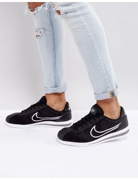 nike---cortez-ultra-moire-2---baskets---noir-918207-004 by nike