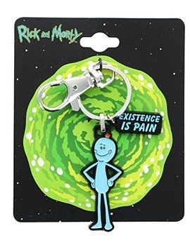 rick-and-morty-mr-meeseeks-enamel-key-chain by rick-and-morty