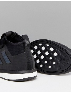 adidas-football-ace-tango-boost-trainers-in-black-by1992 by adidas