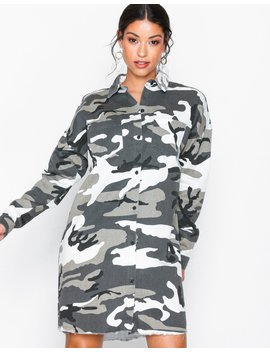 camo-long-sleeve-shirt-dress by missguided