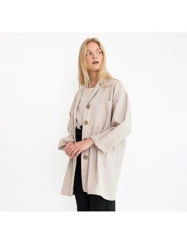 rosemary-oversized-light-linen-jacket-_-loose-linen-shirt-_-overshirt by etsy
