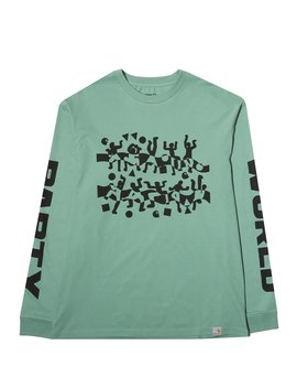 l_s-world-party-t-shirt by carhartt-wip