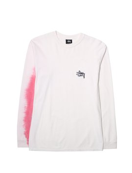 stussy-solar-td-ls-tee-natural by stussy