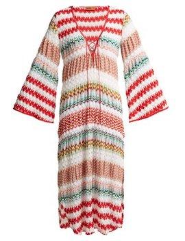 crochet-knit-kaftan by missoni-mare