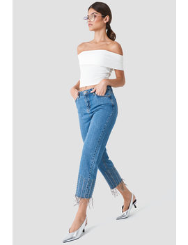detailed-high-waisted-jeans by trendyol