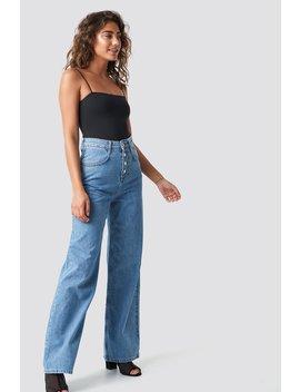 romantic-wide-jeans by mango