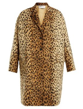 leopard-print-wool-blend-coat by valentino