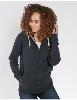 Heritage Organic Cotton Zip Thru Hoody by Fat Face