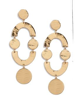 smile-dot-earrings by jcrew