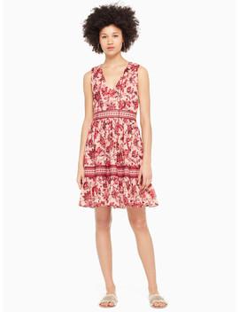 Paisley Blossom Dress by Kate Spade