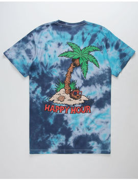 happy-hour-palm-mens-t-shirt by happy-hour