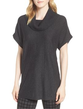 short-sleeve-turtleneck-sweater by vince-camuto
