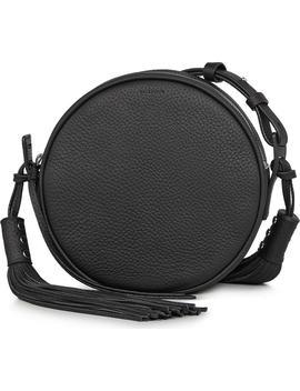 kepi-circle-leather-crossbody-bag by allsaints