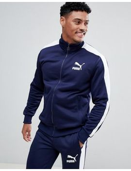puma-archive-t7-track-jacket-in-navy-57265806 by puma