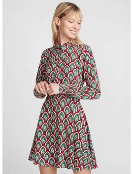 la-robe-chemise-imprimée by twiktwikbrixtonconversesimons