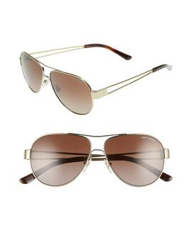 55mm-polarized-aviator-sunglasses by tory-burch