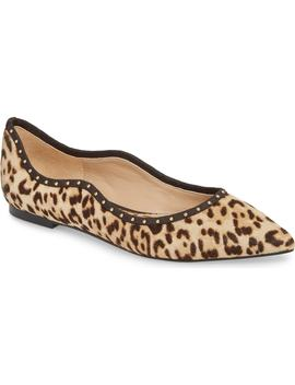 rivera-genuine-calf-hair-flat by sam-edelman