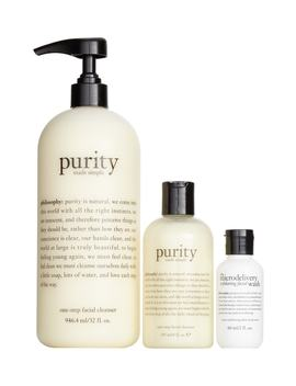 purity-trio-set by philosophy