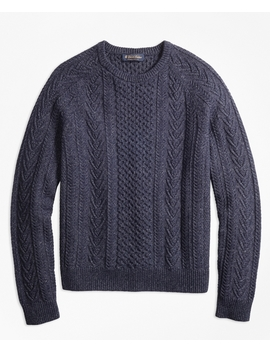 Fishermen's Sweater by Brooks Brothers