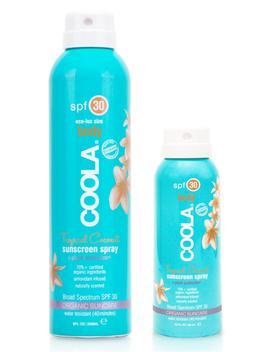 coola®-suncare-home-&-away-2-pack-tropical-coconut-body-sunscreen-spray-spf-30 by coola-suncare
