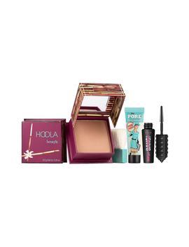 benefit-primer,-bronzer-&-mascara-set by benefit-cosmetics