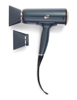 grey-&-rose-gold-cura-hair-dryer by t3