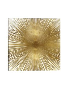 radiant-gold-by-abby-young-giclée-print-canvas-art by icanvas