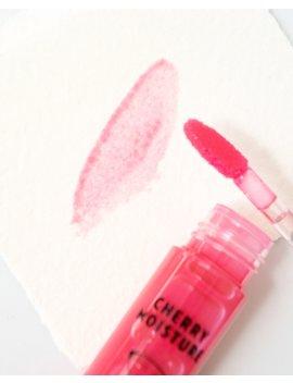 Cherry Moisture Lip Glow by Etude House