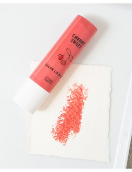 Cherry Sweet Color Lip Balm by Etude House