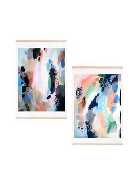 impulse-set-of-2-art-prints by deny-designs