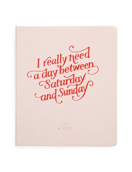 saturday-&-sunday-17-month-faux-leather-planner by fringe-studio
